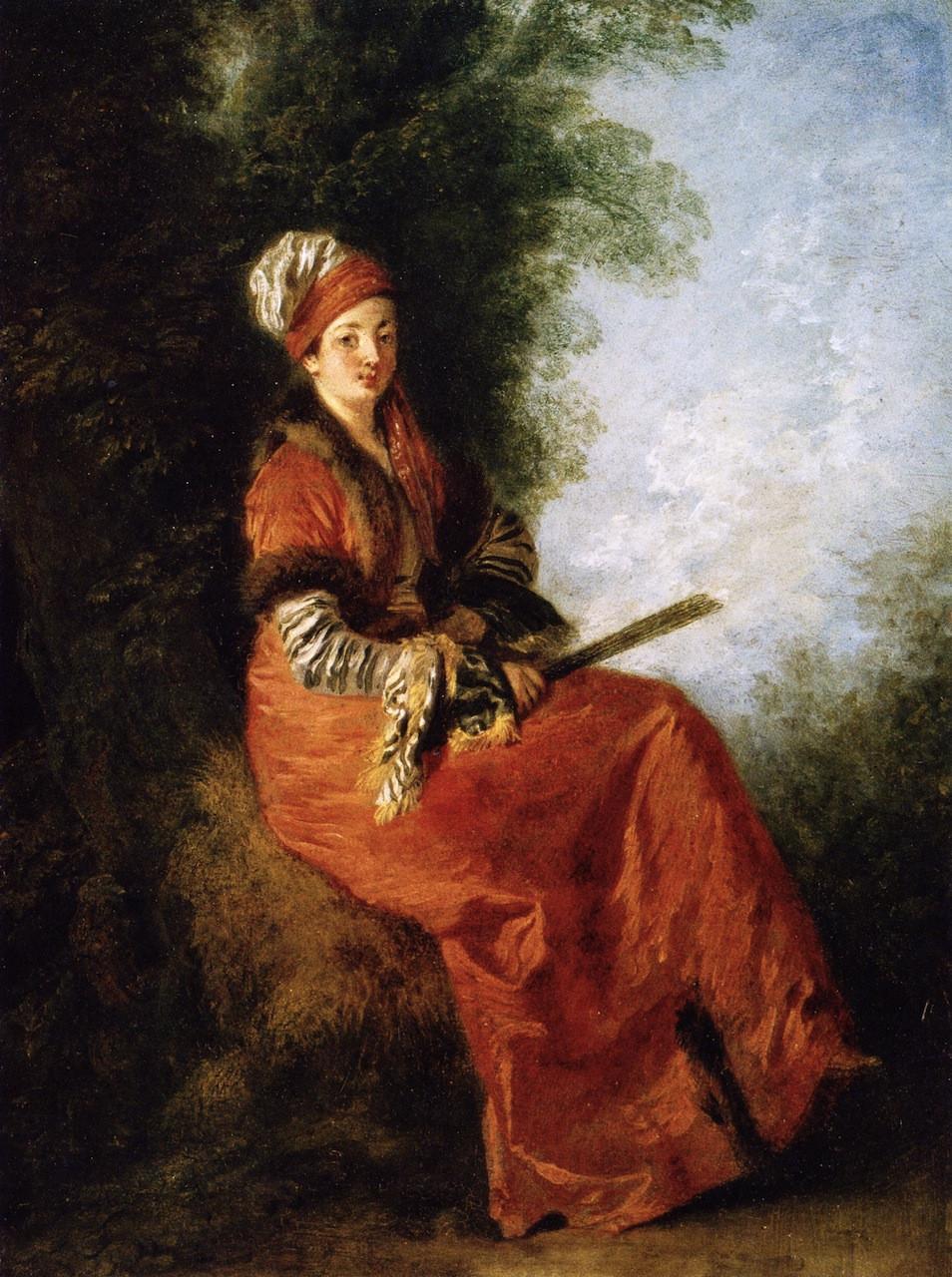 The Dreamer, 1714